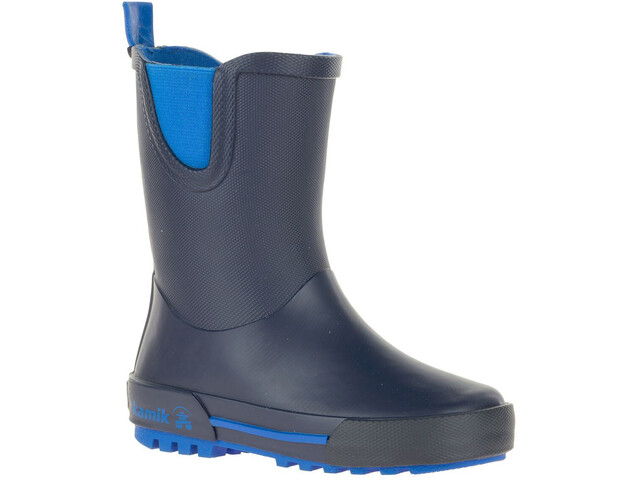 Kamik Rainplay Rubber Boots Toddlers Navy Blue